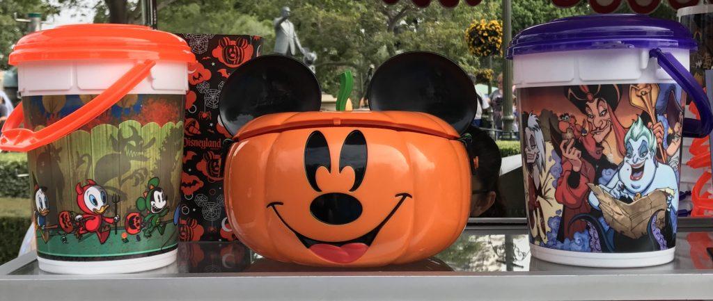 Disneyland Halloween Popcorn Bucket 2018.Halloween Has Arrived In The Parks Mousetalgia Your